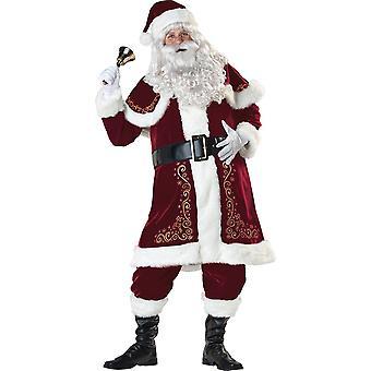 Classic Santa Adult Costume