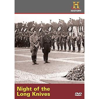 Night of the Long Knives [DVD] USA import