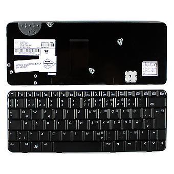 Compaq Presario CQ20-209TU schwarze deutsche Layout Ersatz Laptop-Tastatur