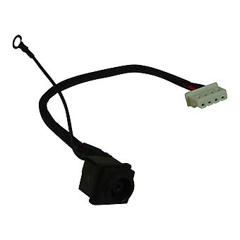 Sony Vaio SVE1512GCXS Replacement Laptop DC Jack Socket With Cable