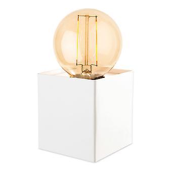Firstlight - 1 Light Table Lamp White - 5926WH