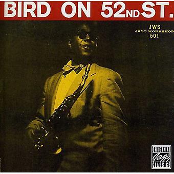 Charlie Parker - Bird on 52nd Street [CD] USA import