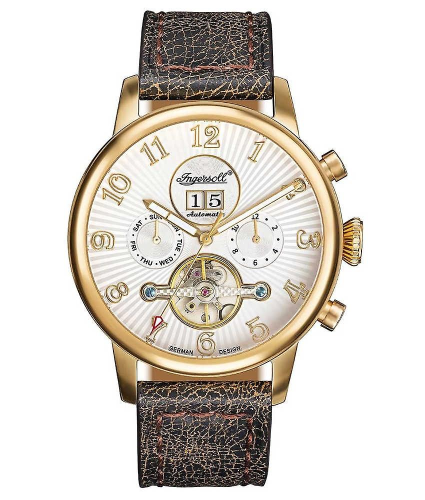 Ingersoll In1103gwh Cochise automatic mens Watch 45mm