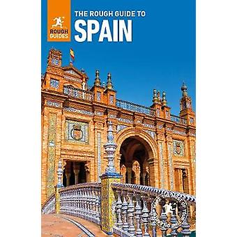 The Rough Guide to Spain by Rough Guides - 9780241306369 Book
