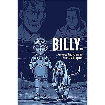 Billy #1 - Pale Blue Dot by Andy Jordan - 9780692944462 Book