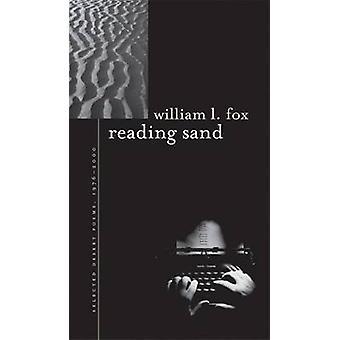 Het lezen van zand-geselecteerde woestijn gedichten-1976-2000 door William L. Fox-9