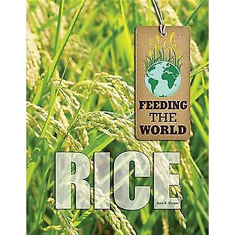 Rice by Jane E Singer - 9781422227473 Book