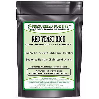 Rode gist rijst-0,4% gestandaardiseerd extract poeder (Monascus purpureus)