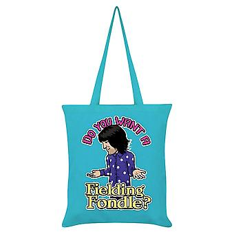 Grindstore Do You Want A Fielding Fondle Tote Bag
