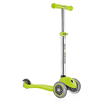 Globber Primo Kids Scooter - Primo Scooter - 3 roues Scooter - vert Lime