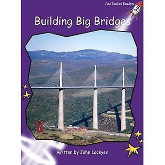 Grote bruggen: Niveau 3: Fluency (rode raket lezers: Non-fictie stel A)