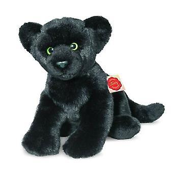 Hermann Teddy Kuschel black Panther