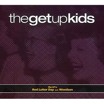 Get Up Kids - Red Letter Day/Woodson [CD] USA import