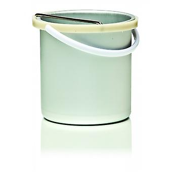 Hive Of Beauty Waxing Heater Wax Lotion Insert Pot 1 Litre With Scraper & Handle