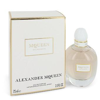 Mcqueen eau blanche eau de parfum spray by alexander mc queen 540973 75 ml
