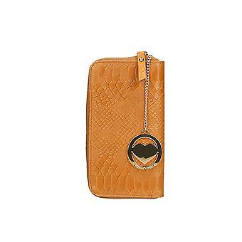 Läder plånbok tillverkad i Italien P10033
