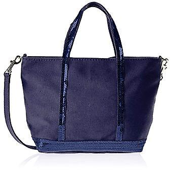 Vanessa Bruno Baby Cabas - Blue Women's Tote Bags (Indigo) 9.5x17x26 cm (W x H L)