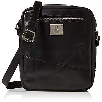 Fly London Omen629fly - Black Women's Shoulder Bags (Black) 4x29x24 cm (W x H L)