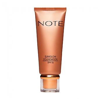 NOTE Sunglow Foundation