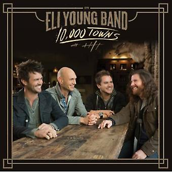 Eli Young Band - 10 000 Towns [CD] USA import