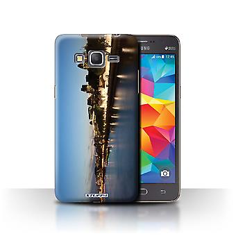 STUFF4 Case/Cover for Samsung Galaxy Grand Prime/River Thames/London England