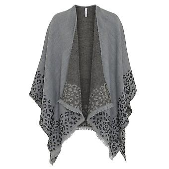 SOYACONCEPT Soyaconcept Grey Cape 50823