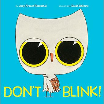 Don't Blink! by Amy Krouse Rosenthal - 9780385391870 Book