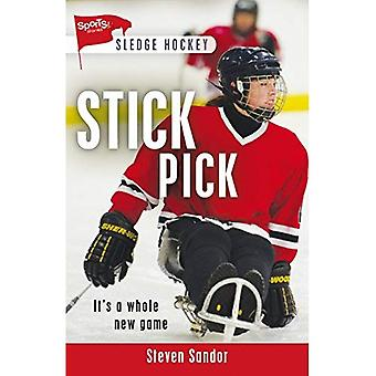 Stick Pick (Lorimer Sports Stories)