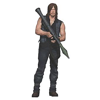 The Walking Dead Daryl Dixon w/ Rocket Launcher 10