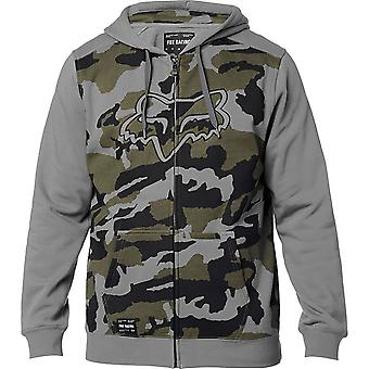 Fox Mens Destrakt Camo Zip Fleece