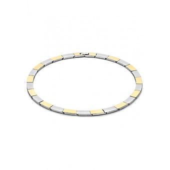 Danish Design - Titanium collar Nibe gold-coated - IJ102N2
