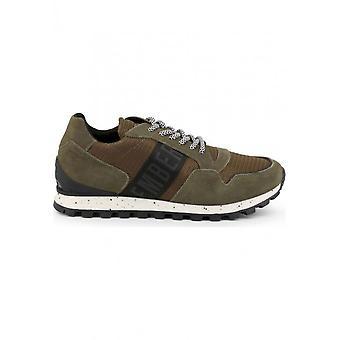 Bikkembergs-kengät-Tennarit-FEND-ER_2356_MILITARY-vihreä-miehet-olivedrab, burlywood-EU 40