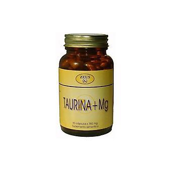 Zeus Taurine-mg 60 Capsules