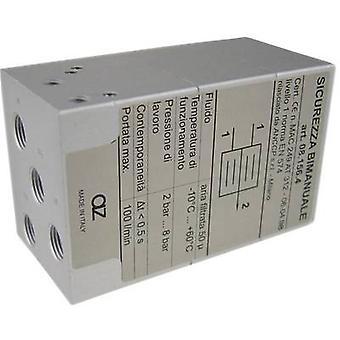 AZ Pneumatik Válvula de segurança AZ08.156.04 Segmento interno: 1/8 1 pc (s)