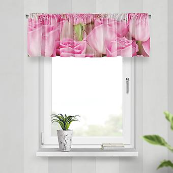 Meesoz Valance-Timber Roses