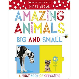 Amazing Animals Big and Small A First Book of Opposites