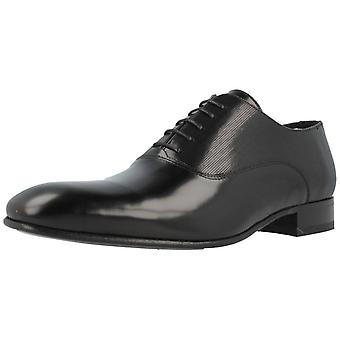 Sergio Serrano Dress Shoes 2353 Color Wemnegro