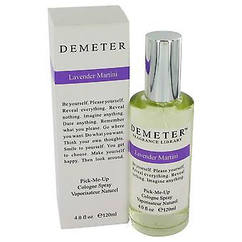 Demeter Demeter laventeli Martini Köln Spray 4 oz/120 ml (naisten)