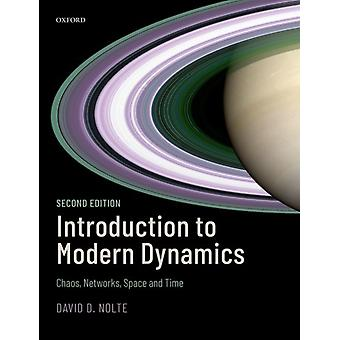 Introduction to Modern Dynamics by David D Nolte