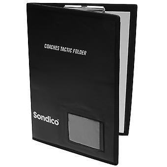 Sondico Unisex Coaches Tactic Folder