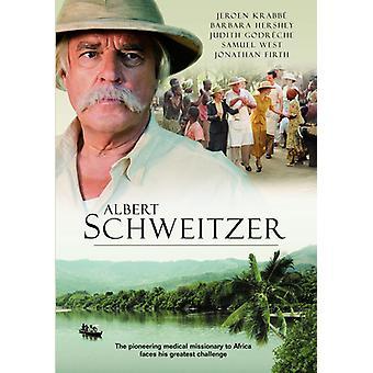 Albert Schweitzer [DVD] USA import