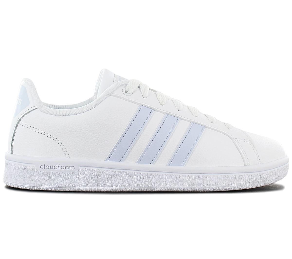 adidas CF Advantage B28095 Damen Schuhe Weiß Sneakers Sportschuhe gx3jE