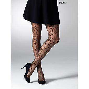 Gipsy Leopard Mesh Tights