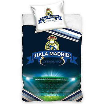 Real Madrid CF Hala Madrid Duvet Set