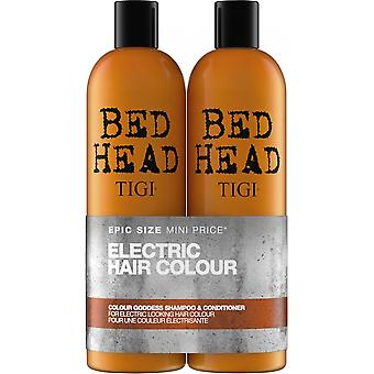 Tigi Bed Head Colour Goddess Tween Duo (2 X 750ml)