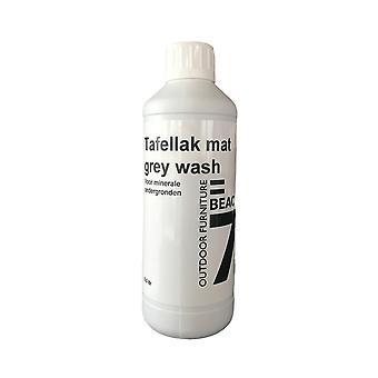 Plage7 - France Enduit de lavage gris produits d'entretien