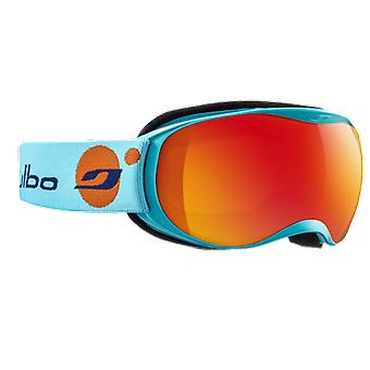 Julbo Ski Mask Atmo Blue Cyan Orange Flash Fire