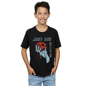 Disney Boys Apenas uma camiseta de mordida