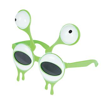 Bristol Novelty Alien Style Glasses