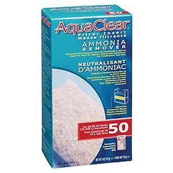 Aquaclear AQUACLEAR 50 CARGA ENTFERNER DE AMONIO (200)